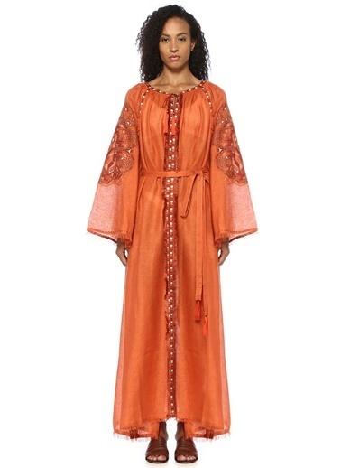 Sleeping Gypsy Elbise Oranj